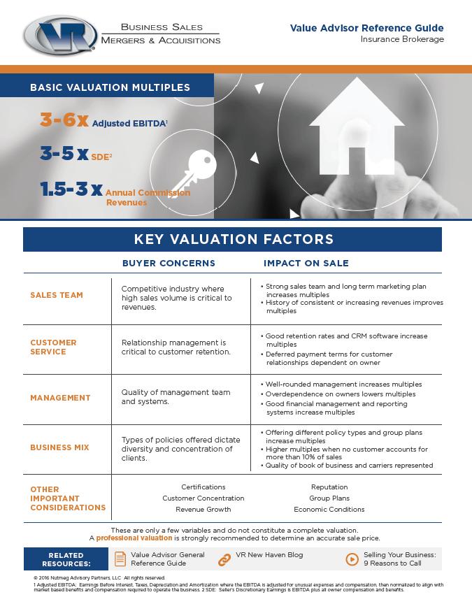 Insurance Brokerage Value Advisor