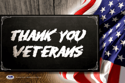 Thank You Veterans From VR New Haven