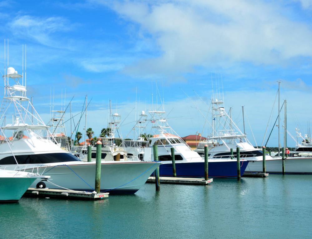 New Listing: Marina with Boat Sales & Service For Sale