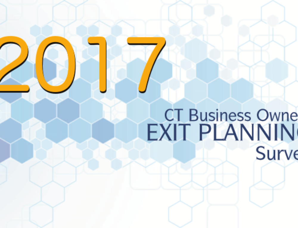 New Haven Trio Championing Exit Planning Survey for Second Year