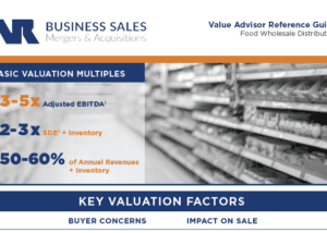 Food Wholesale Distribution Value Advisor Image