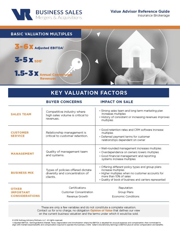 Insurance Brokerage Value Advisor Preview Image