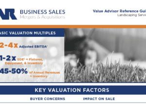 Landscaping Services Value Advisor Image