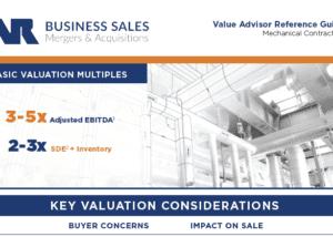 Mechanical Contractors Value Advisor Image