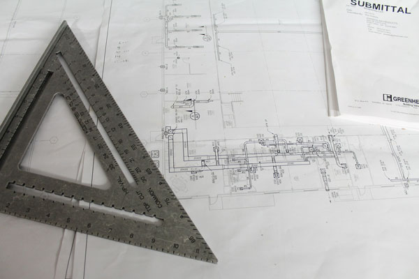 blueprints for building