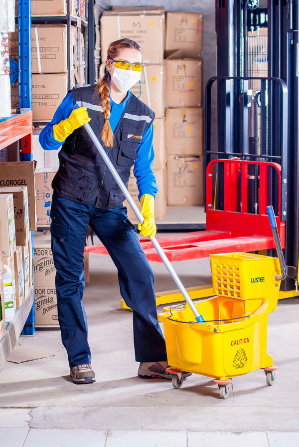 commerical cleaning company for sale new haven CT