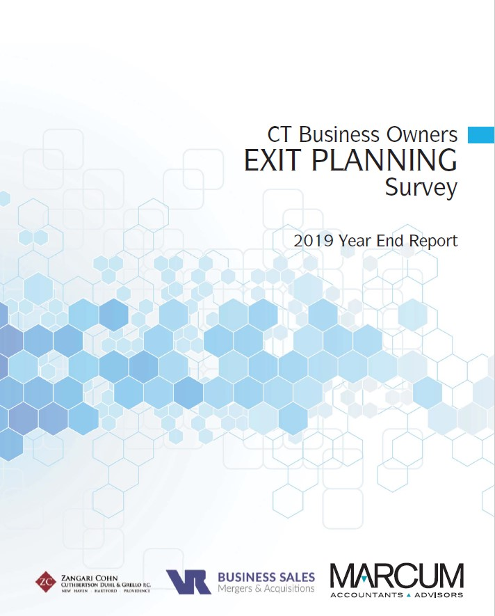 CT Exit Planing Survey 2019 Image