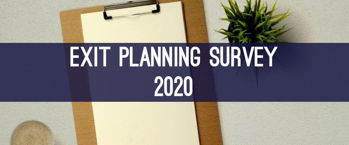 Exit Planning Survey Image